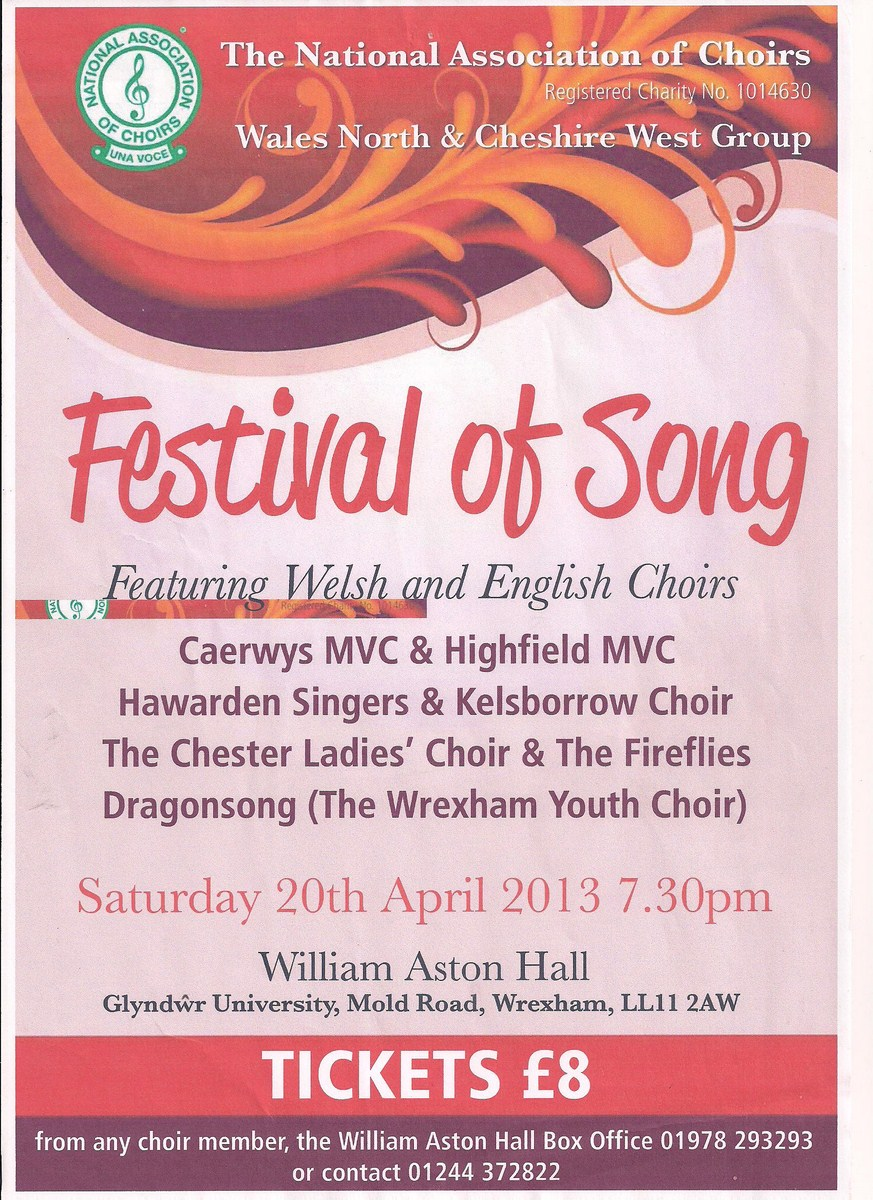 Wrexham choirs (Copy)