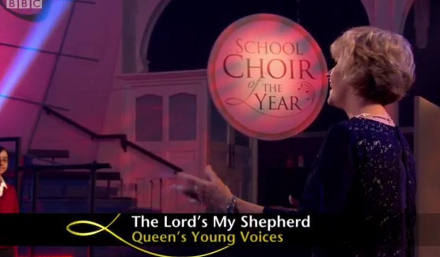 BBC Young CHoir