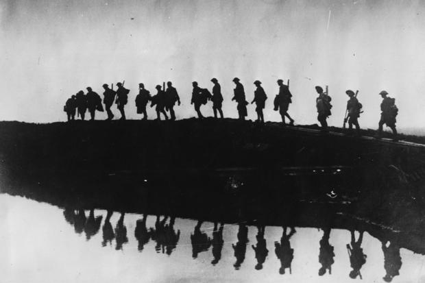 Flanders Soldiers